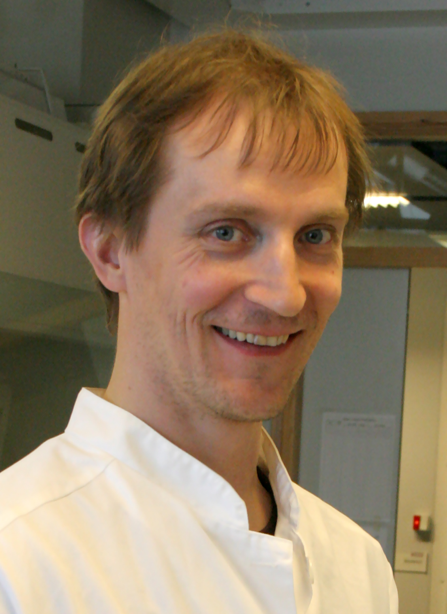 Photo of Jussi Heinonsalo
