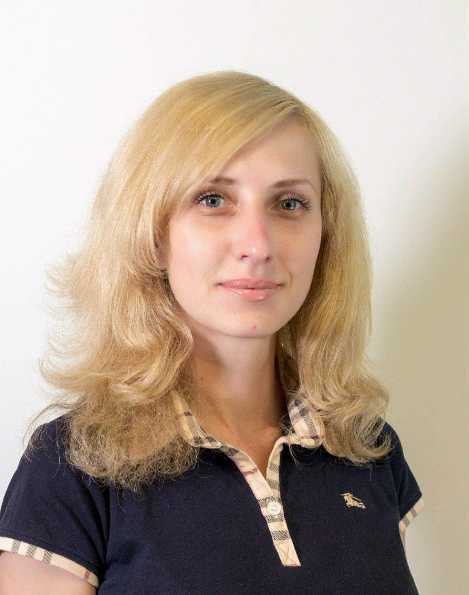 Photo of Oksana Kanerva
